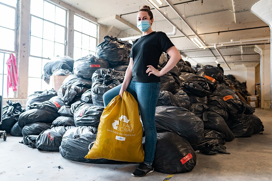 Urban Outfitters to collab with FabScrap to address commercial textile waste