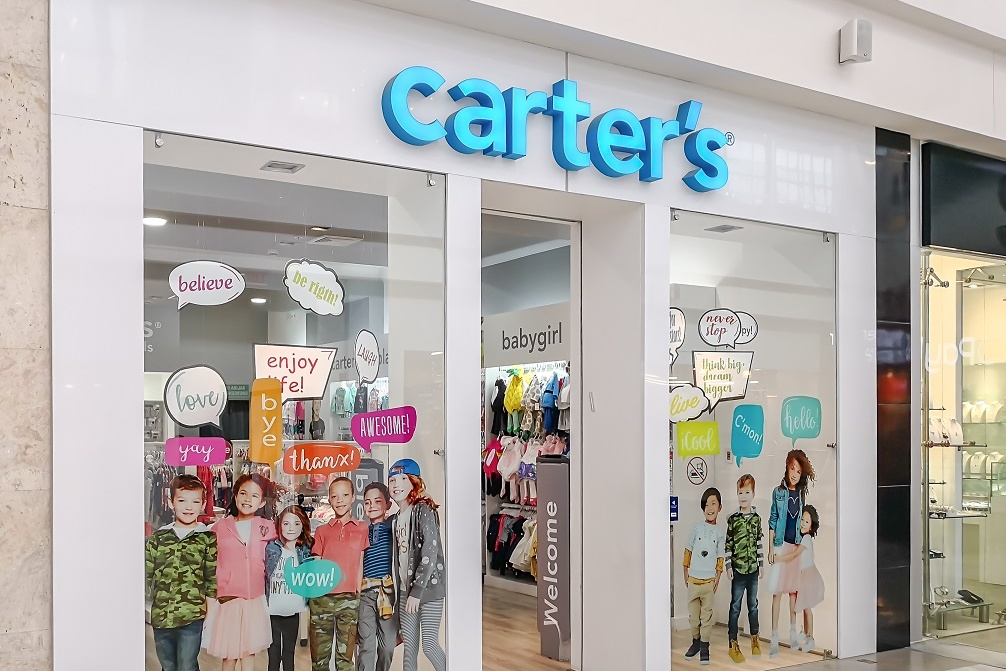 Carters collab with TerraCycle to recycle children's clothing