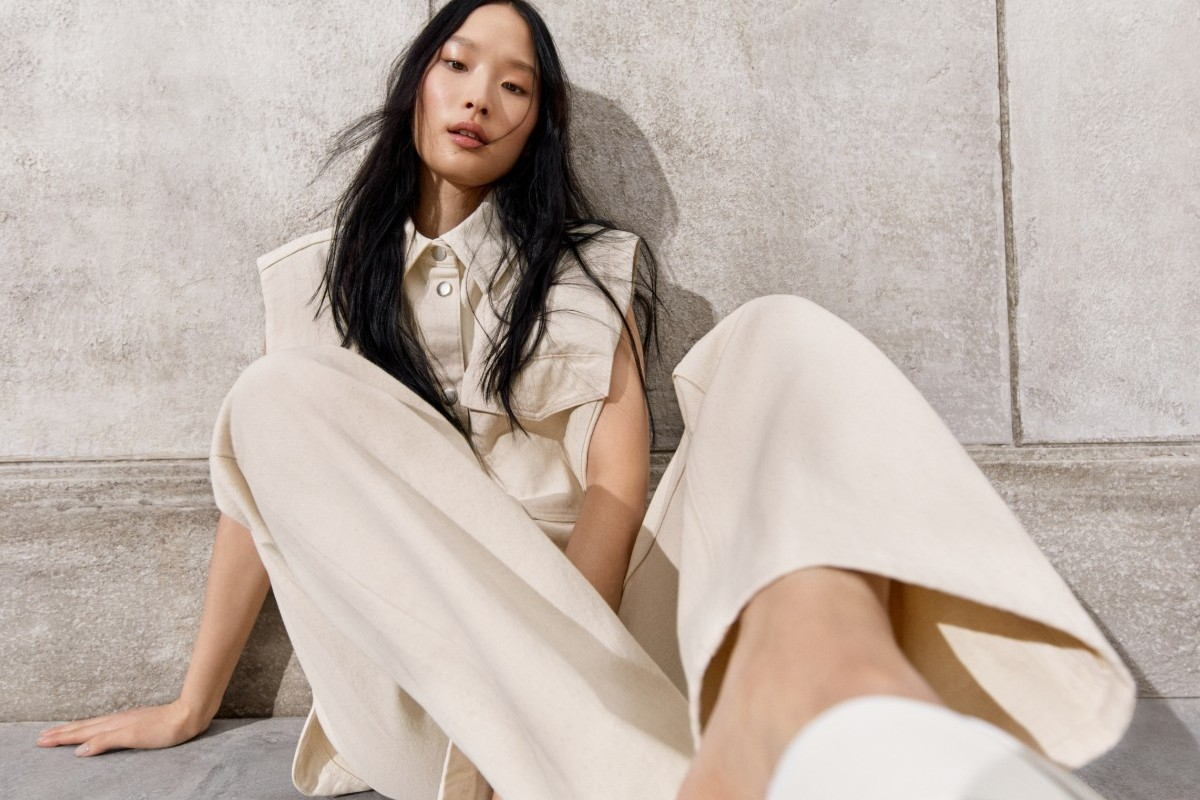 For Spring, H&M launches a Minimalist, sustainable Look
