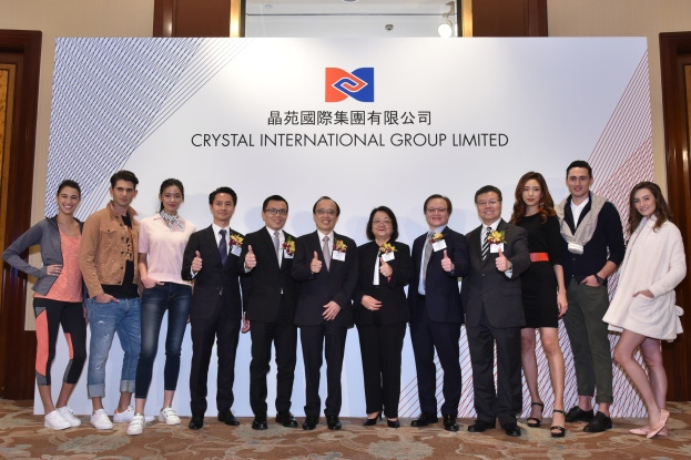 Hong Kong-based Crystal Group wins another WWF-HK's LCMP Platinum label